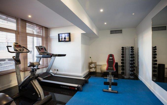 Fitness van Hotel Legendary in Porto