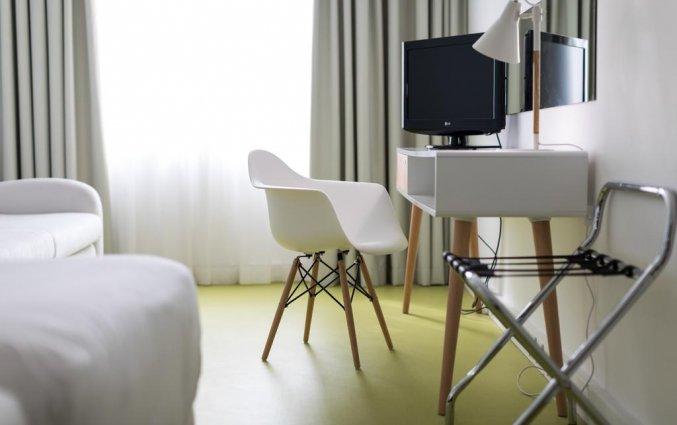 Tweepersoonskamer van Hotel Legendary in Porto