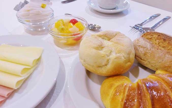Ontbijt van Hotel iStay Porto Centro in Porto