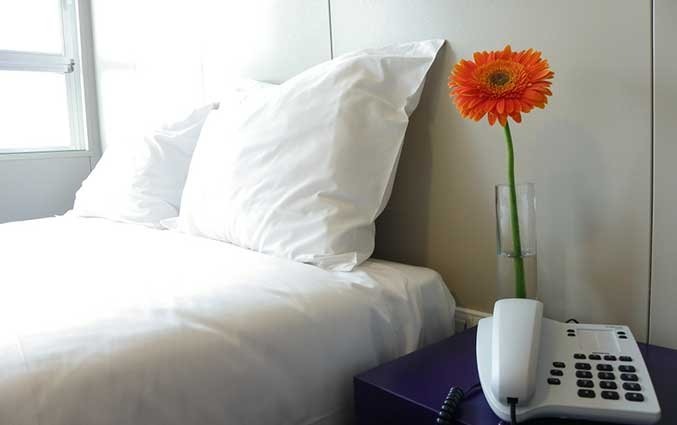 Tweepersoonskamer van Hotel iStay Porto Centro in Porto