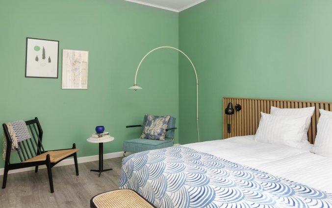 Tweepersoonskamer van hotel Coco