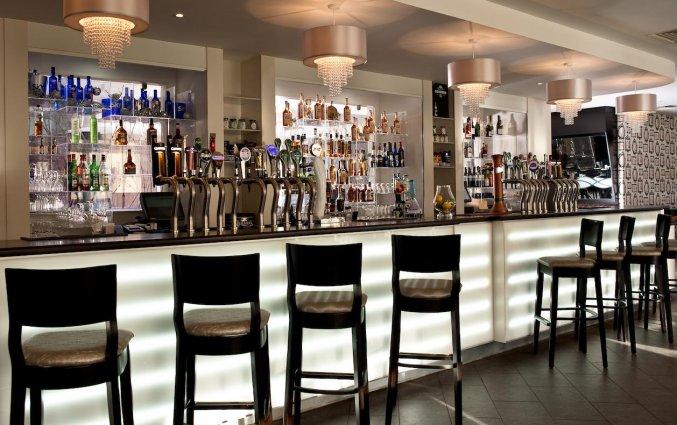 Bar van hotel Garden Inn Dublin Custom House in Dublin
