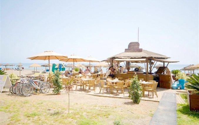 Bar van hotel Rincon Sol aan de Costa del Sol