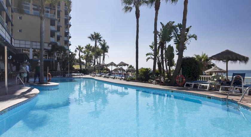 Zwembad van Hotel Best Benalmadena