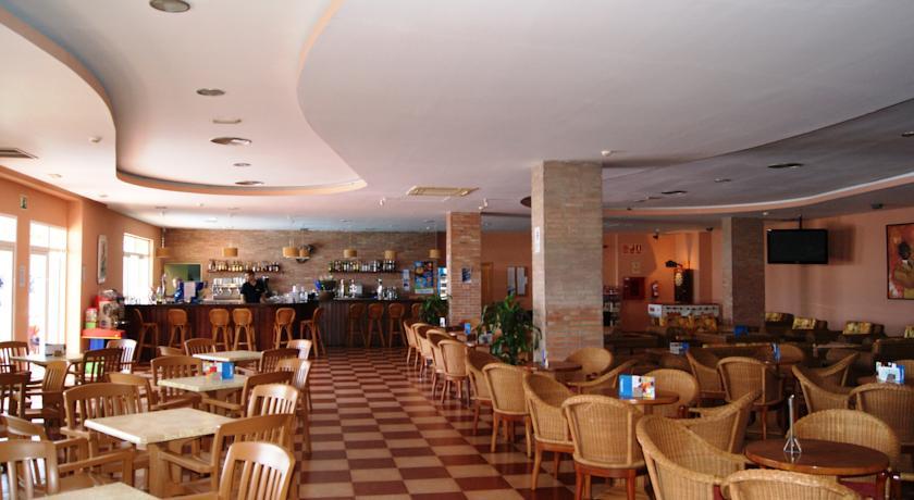 Ontbijtzaal van Hotel Best Benalmadena