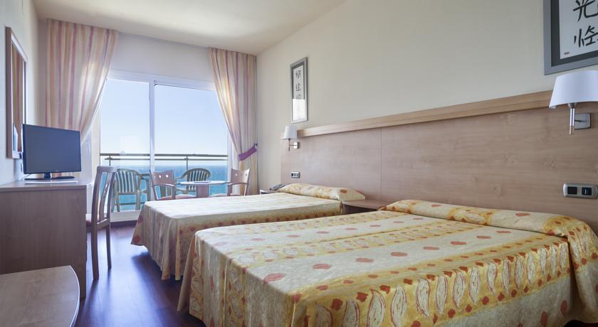 Tweepersoons kamer van Hotel Best Benalmadena