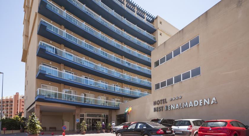 Voorkant van Hotel Best Benalmadena