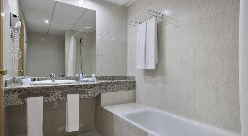 Badkamer van Hotel Best Benalmadena