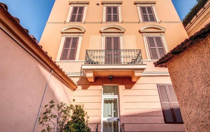 Gebouw van Hotel Parker in Rome