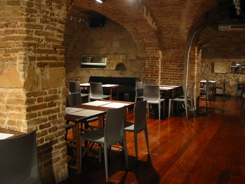 Restaurant Hotel Roma Reial Barcelona