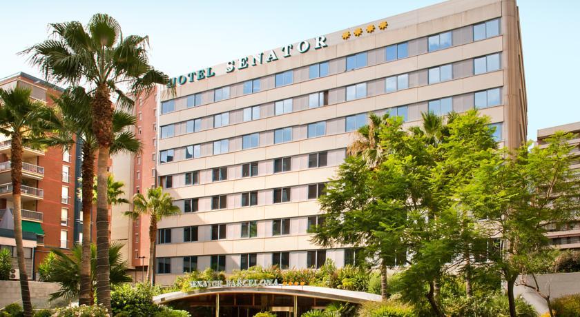 Hotel Senator Spa in Barcelona