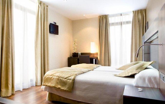 Kamer van Hotel Oasis in Barcelona