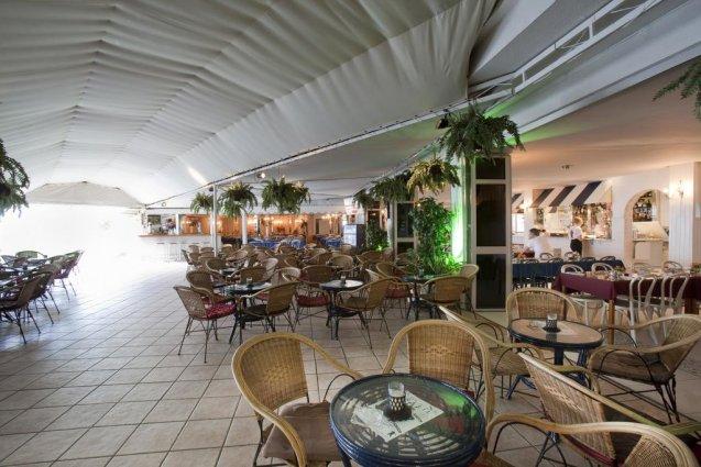 Restaurant van Appartementen Playa del Sol op Gran Canaria