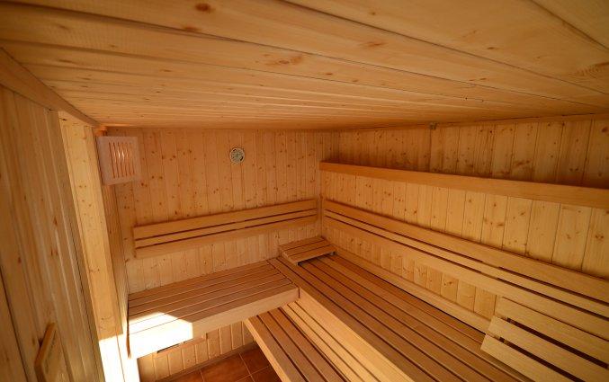 Sauna van Appartementen Playa del Sol op Gran Canaria