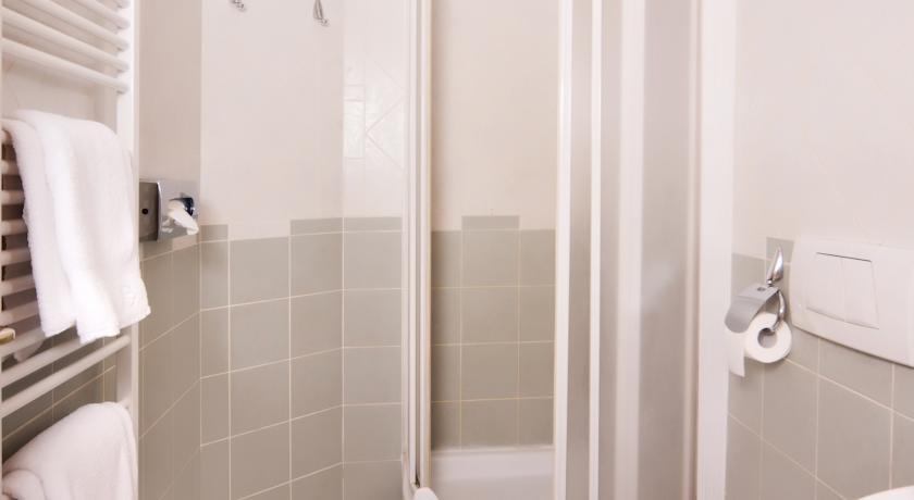 Badkamer van Hotel Residence Select Praag