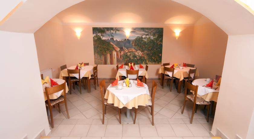 Restaurant van Hotel Residence Select Praag