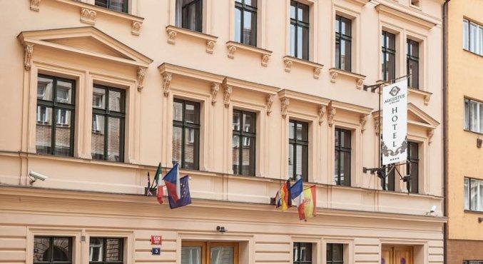 Hotel Augustus et Otto in Praag