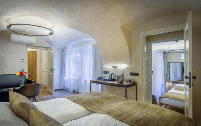 Vierpersoonskamer van Hotel Waldstein