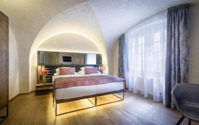 Tweepersoonskamer van Hotel Waldstein