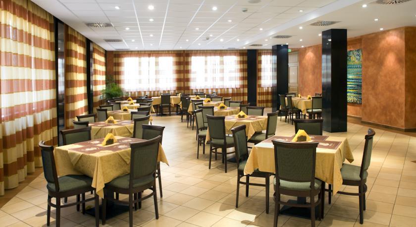 Restaurant van Hotel Caesar in Praag