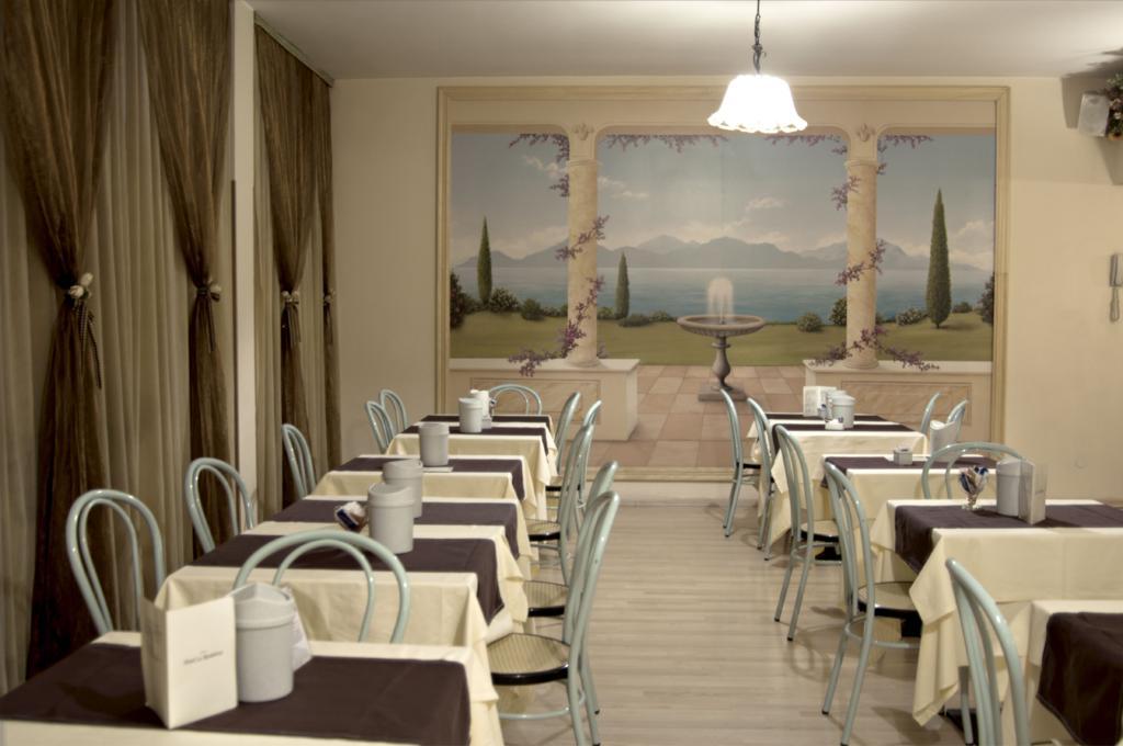 Restaurant van Eco-Hotel La Residenza in Milaan