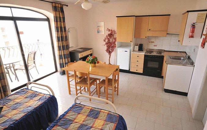Appartement van White Dolphin Holiday Complex op Malta
