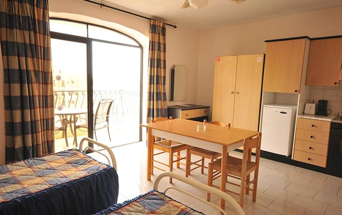 Appartement 2 White Dolphin Holiday Complex op Malta