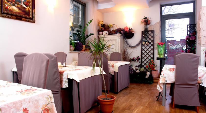 Restaurant van Hotel Astoria in Krakau
