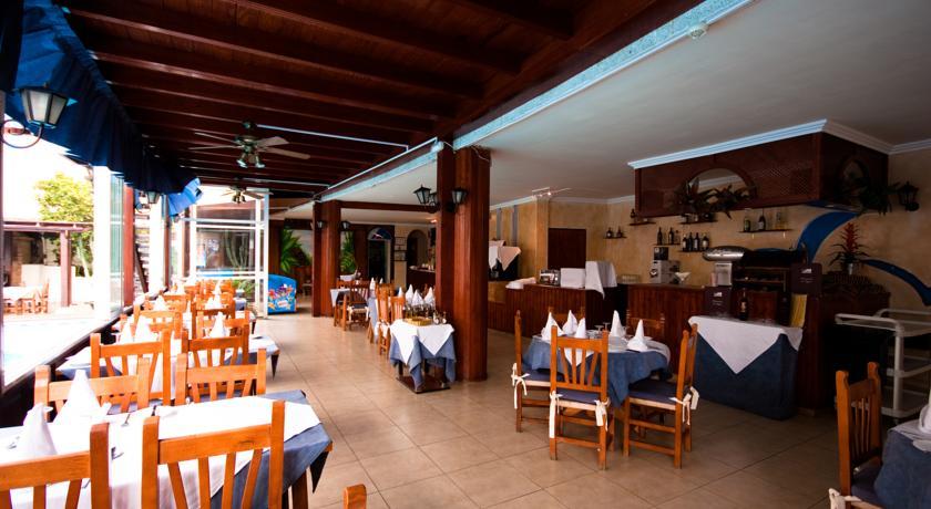 Restaurant van Appartementen Vigilia Park Tenerife