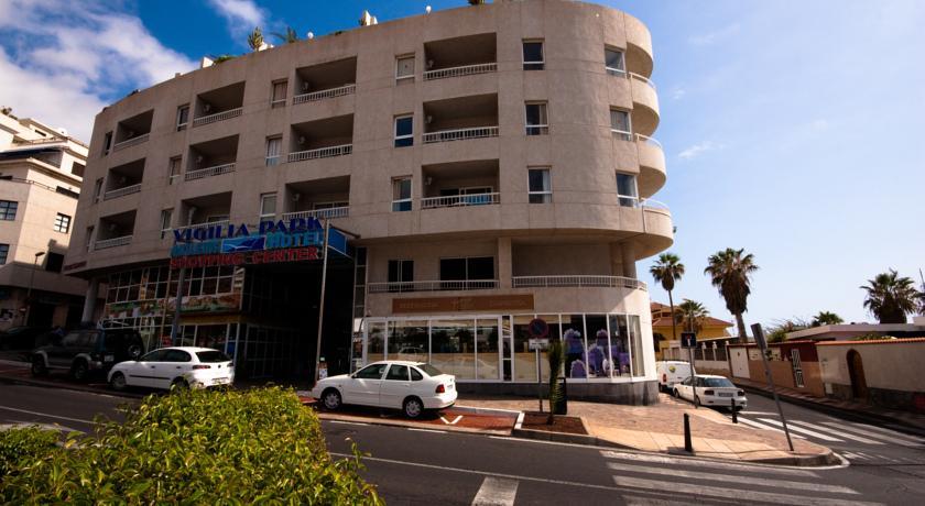 Buitenaanzicht van Appartementen Vigilia Park Tenerife