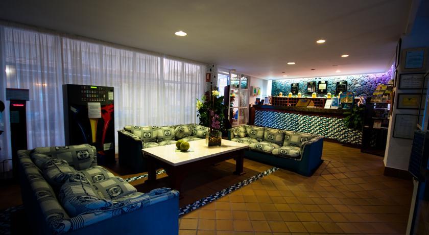 De lobby van Appartementen Vigilia Park Tenerife