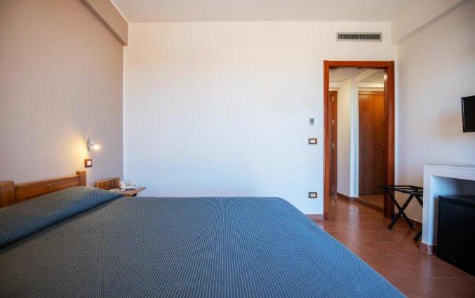tweepersoonskamer van Hotel La Terra dei Sogni op Sicilie