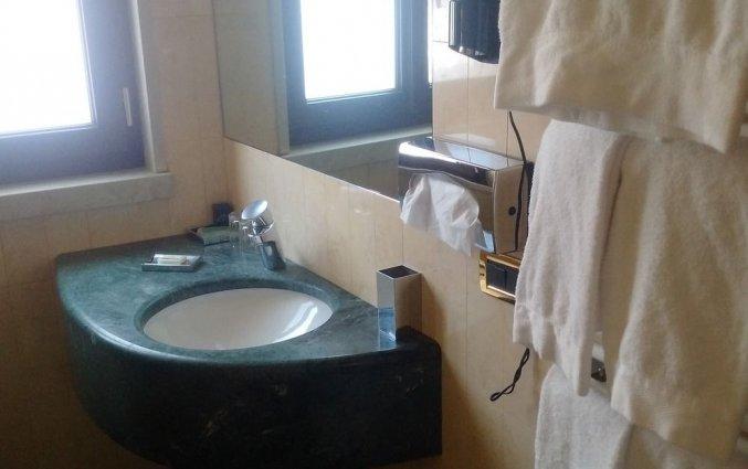 Hotel Ca Zusto Venetie badkamer