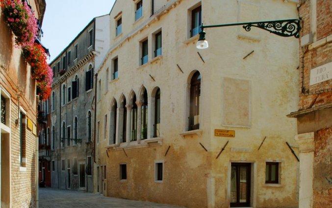 Hotel Ca Zusto Venetie straat