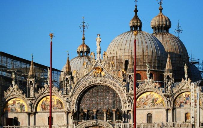 Venetie - Koepel St Marco basiliek