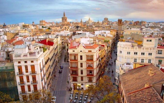 Valencia - Uitzicht