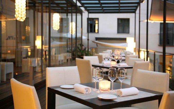 Restaurant van hotel Hospes Palau de La Mar in Valencia
