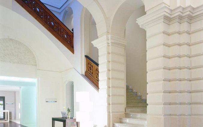 Hotel Hospes Palau de La Mar in Valencia