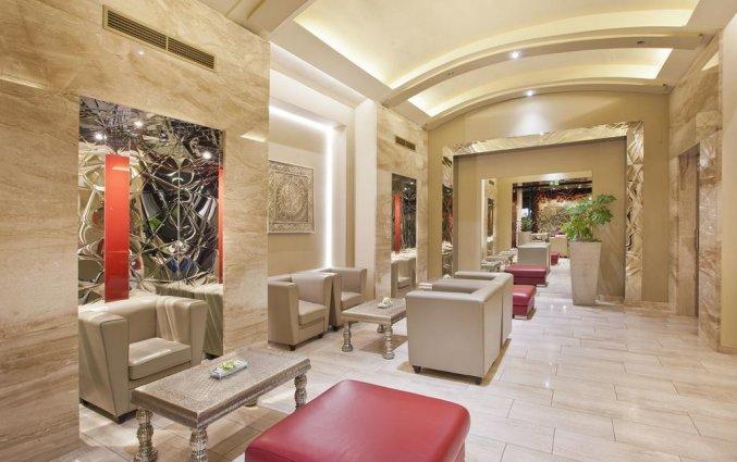 Lounge van Hotel Grandior Prague in Praag