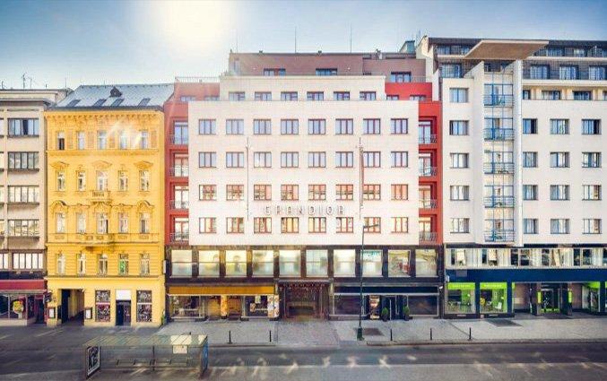 Buitenkant - Hotel - Grandior