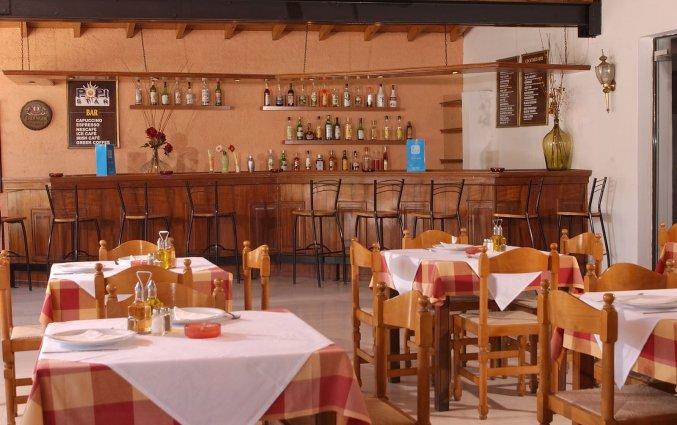 Bar van Hotel Popi Star op Corfu