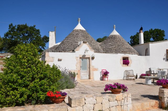 Bed & Breakfast Trulli Terra Magica in Puglia