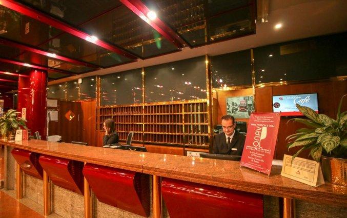 Receptie in Hotel Diplomatic Turijn