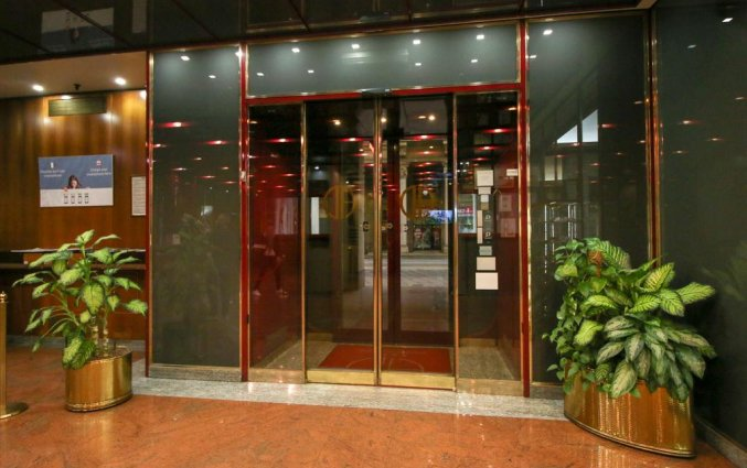 Entree in Hotel Diplomatic Turijn