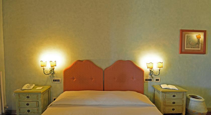 Kamer van Hotel Calamidoro Toscane