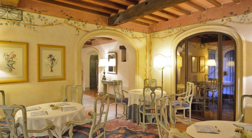 Ontbijtzaal van Hotel Calamidoro Toscane