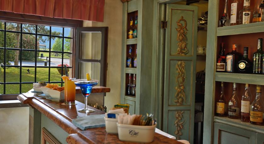 Ontbijtbuffet van Hotel Calamidoro Toscane