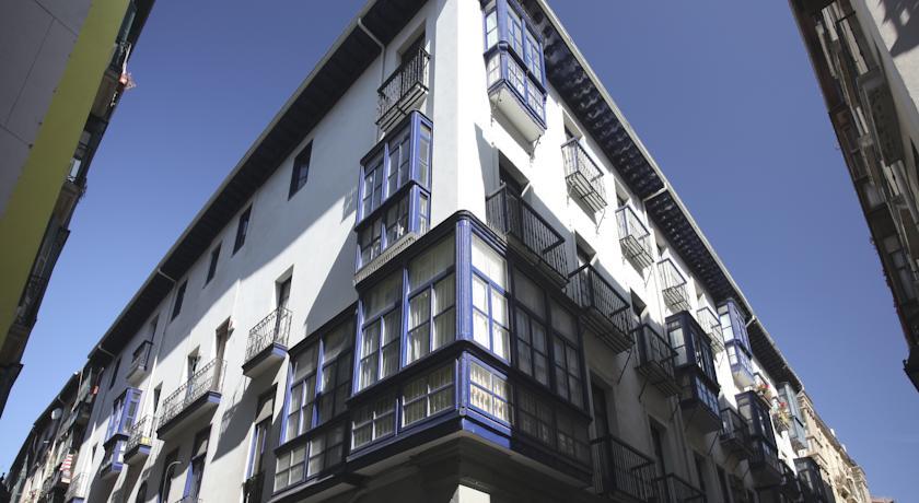 Gebouw van Hotel Casual Gurea in Bilbao
