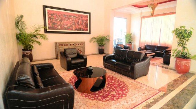 De algemene ruimte van Aparthotel Atlantic Palm Beach Agadir