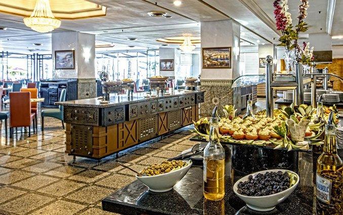 Buffet van Hotel Royal Mirage Agadir